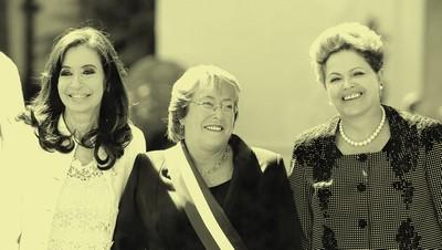 25 anos de insubmissão feminina