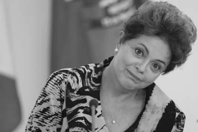 Cada vez mais odiada, Dilma nem pode mais sair às ruas