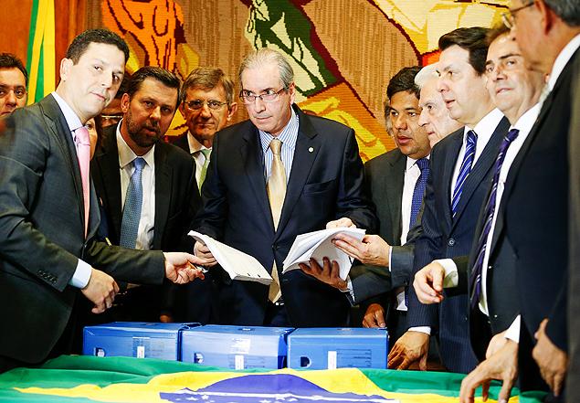 Corte Comunista desrespeita Eduardo Cunha e ofende aos Homens Bons