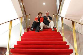 Os homens bons repudiam Lula Ministro e já convocam greve geral nos shoppings