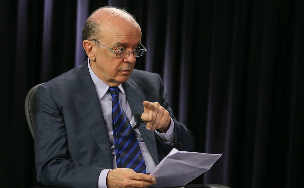 Noite triste para a humanidade: Serra desiste do pleito vindouro