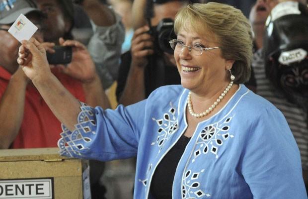 Bachelet perderá as eleições no Chile