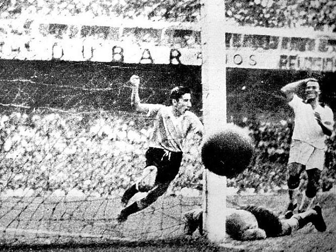 A derrota na Copa e a vitória de Vargas em 1950 repetir-se-ão em 2014