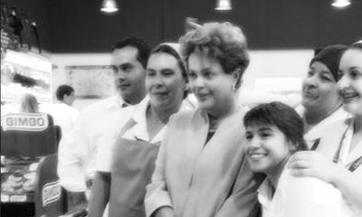 Dilma envegonhou o país no exterior pela última vez