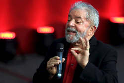 Lula obstrui a justiça, tumultua o julgamento e afronta o judiciário