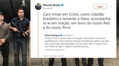 Homens bons farão jejum no Fasano pela prisão de Lula