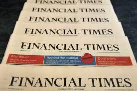 Quem é o Financial Times para contradizer os números do Jornal Nacional?