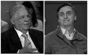 Frente ampla não é para derrubar ninguém, diz FHC. Bolsonaro deverá ser convidado