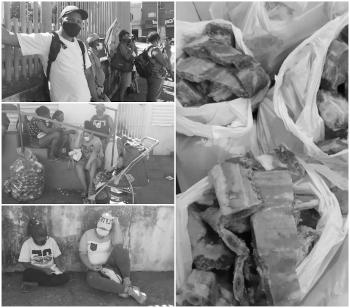 Piora a situação em Cuba, população sofre com a fome e a violência policial