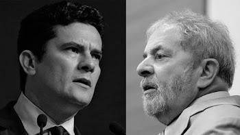 Lula tem que aceitar ser Vice de Sérgio Moro pelo bem da democracia